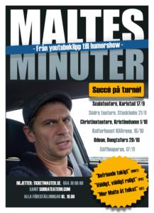 Affisch Malte